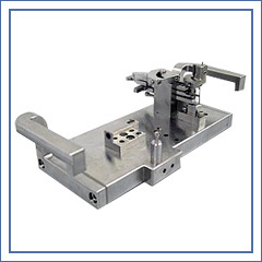 Carbide Jig Fixture, For Cutting Machine
