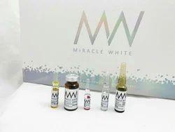 Miracle White Skin Whitening Injection