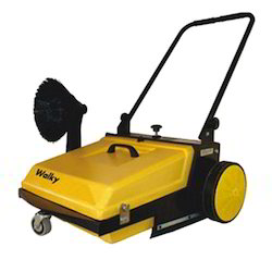 Walky Sweeping Machine