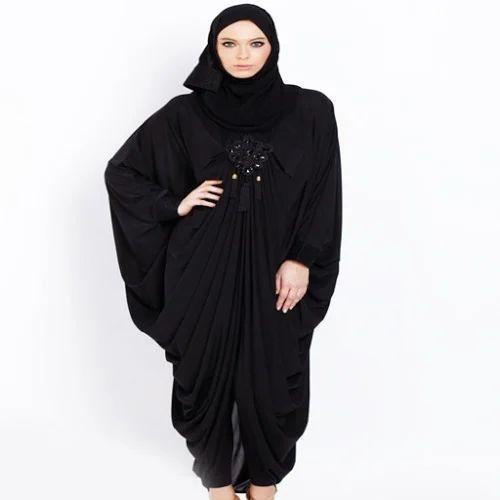 8f03f9efe7 Plain Burqa, इस्लामिक अबाया - Anees Burka, Chennai | ID ...