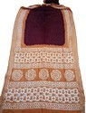 Cotton, Georgette Formal Wear Designer Saree