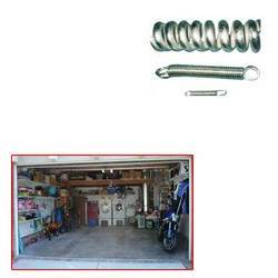 Tension Spring for Garage