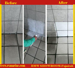 Tiles, Bowl, Porcelain Ceramic Mosaic Grout, Marble Cleaner