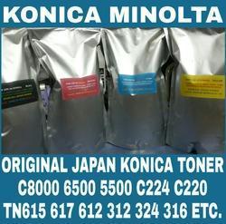 Konica Minolta Color Toner