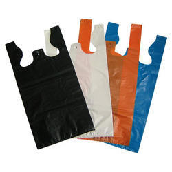 D Cut,U Cut Plain Carry Bags, Bag Size: 11 Inches