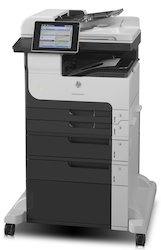 HP LaserJet Enterprise MFP M725f Printer