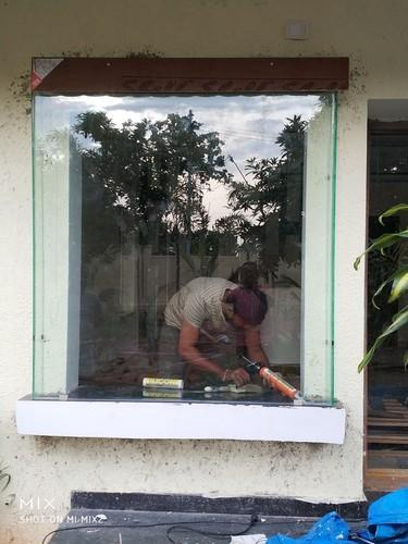 Glass Bay Window, for Residential