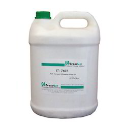 IT-7407 High Vacuum Silicone Diffusion Pump Oil