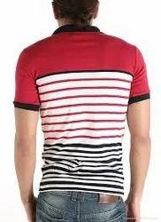 Men's Stripper Polo T-Shirts