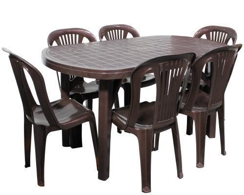 Plastic Dining Table at Rs 3700 pieces Kushaiguda Hyderabad