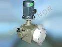 Hydraulic Operated Single Diaphragm Pumps