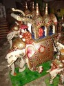 Ambawari Elephants Statue