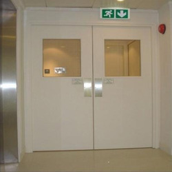 Fire Rated Exit Doors