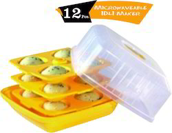 Idli Maker  ( Cookware for Microwave Oven )