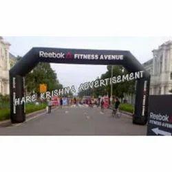 Run Arch Advertisement Service