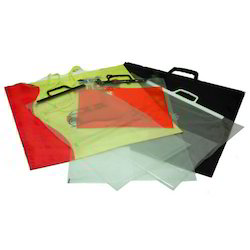 Plastic Multi Color Bags