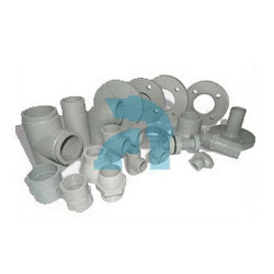 Polypropylene Pipe Fittings, Size: 1/2 inch, for food and beverages