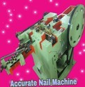 Semi Automatic Nail Making Machine