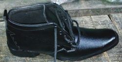 High Neck Shoes