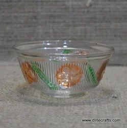 Glass Color Bowl