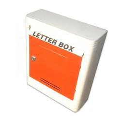 Letter Box/ First Aid Box C-RUST