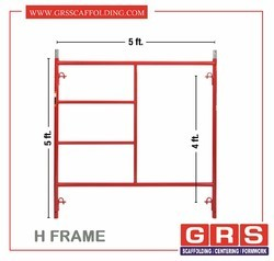 Auliv Green Or Blue H Frame Scaffolding