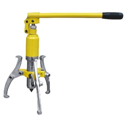 Mobile Hydraulic Puller : Air compressor and hydraulic cylinders wholesaler serve