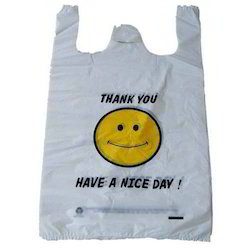 Plastic Printed Bag
