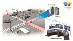 Microprocessor Based Road Traffic Signal Controller