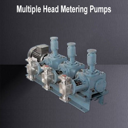 Multiple Head Metering Pumps