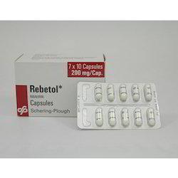 Rebetol (Ribavirin) Medicines Capsules