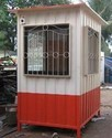 Steel Security Cabins