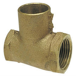 Bronze Pipe Tee Fittings
