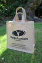 Jute Shopping Bag, Handle Type : Loop Handle