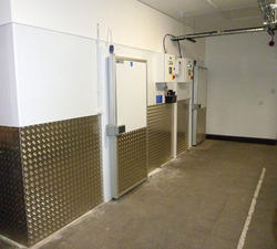 Commercial Cold Room Construction Service