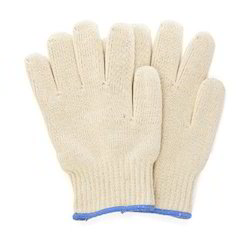 Cotton Knitted Seamless Hand Gloves