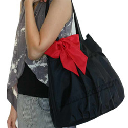 Black Ladies Side Bags