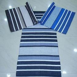 Cotton and Striped Rugs