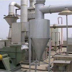 Industrial Cyclone Dust Collectors