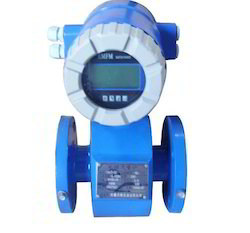 Electromagnetic Salt Solutions Flow Meter