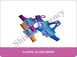 Plastic Glass Wiper