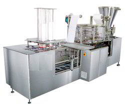 Cup Rinsing Filling Machine