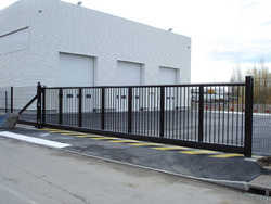 Automation Gates & Industrial Automation Gates
