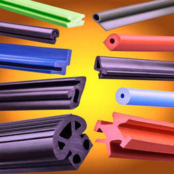 Silicon Rubber Extruded Profiles