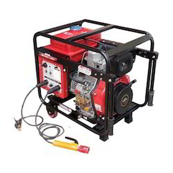 GE-W-8000D Portable Diesel Welder Generator
