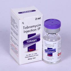 Tobramycin Phenol Injections (Pack of 50)