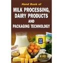 Technology Book Milk Processing Dairy Products and Packaging