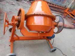 Semi-Automatic Half Bag Concrete Mixer