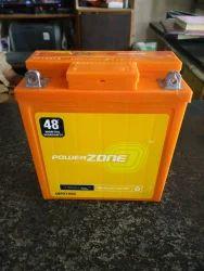 Power Zone 2 Wheeler Battery