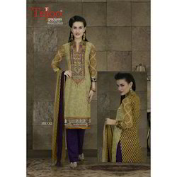 Mehndi Of Tejoo Fashion Salwar Kameez